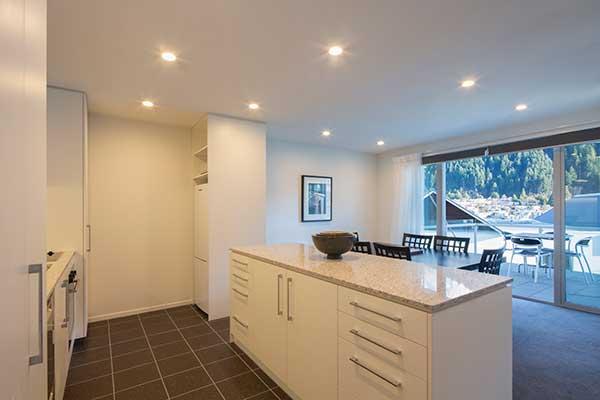 Three Bedroom Queenstown Apartment